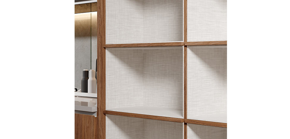 Acabamento de móveis - Líneo Textil