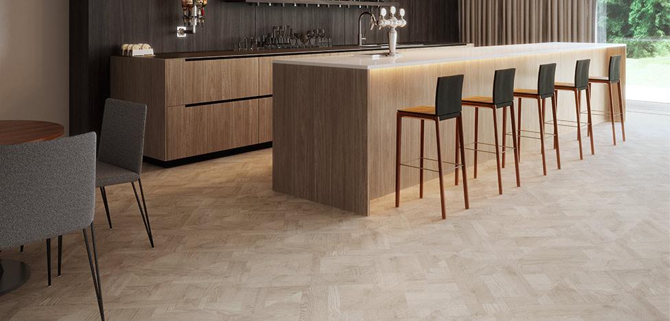Como utilizar mesmo piso em todos os ambientes?